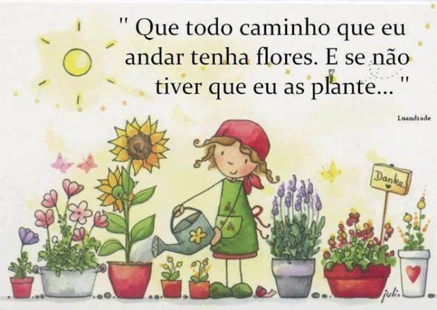 Plante flores